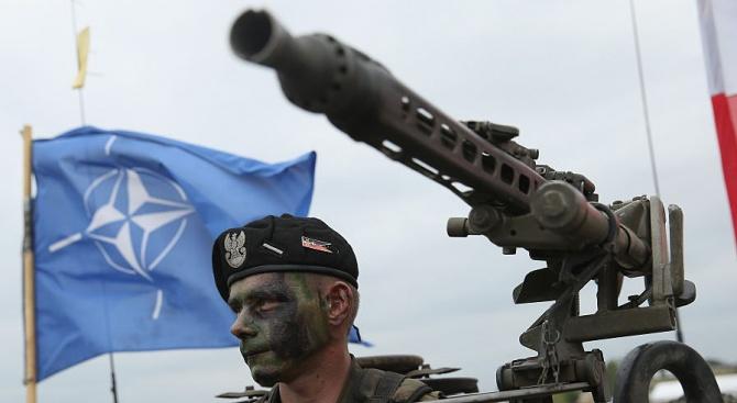 Каква заплаха представляват танковете на НАТО в Балтийския регион -