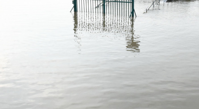 РИОСВ - Пловдив установиха замърсяване на р. Стара река край