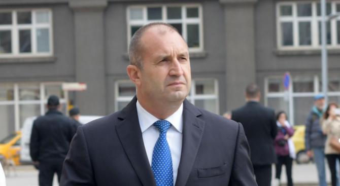Президентът Румен Радев ще посети град Кърджали, съобщиха от прессекретариата