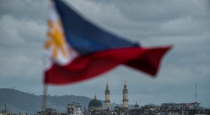 Земетресение с магнитуд 6,4 стана днес край Филипините, предаде ТАСС,