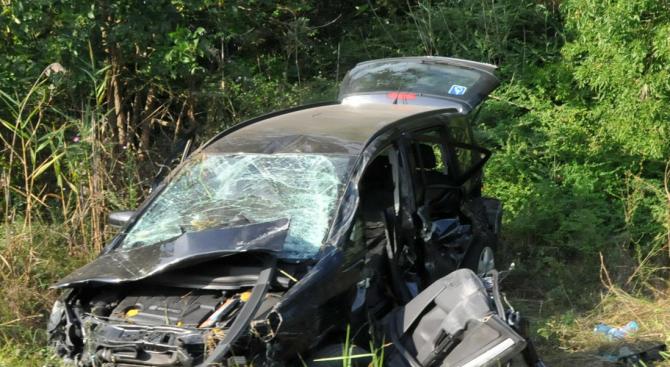 Мъж е загинал при жестока катастрофа във Врачанско. Инцидентът е