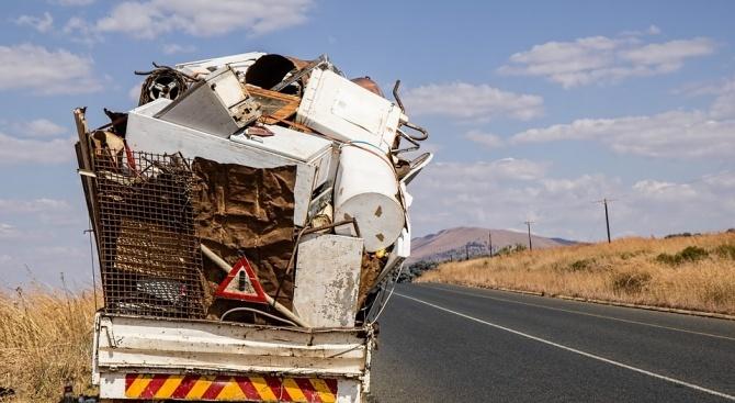 Общо 113,7 кг опасни отпадъци са събрани по време на