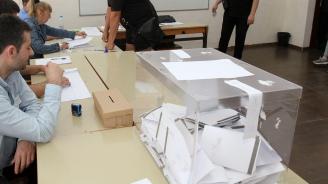 ЦИК: ГЕРБ печели 30.62%, БСП – 24.59%, ДПС – 15.01%, ВМРО – 7.76%, при обработени 74.92% протоколи