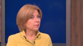 Боряна Димитрова: Желанието е да се запази правителството, но с определени корекции