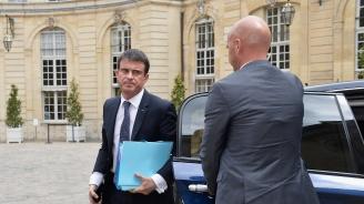 Бившият френски премиер Манюел Валс не стана кмет на Барселона