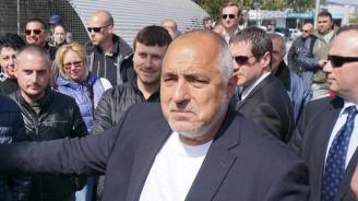 Бойко Борисов прави проверка на ремонтите по пътищата в Габрово и Севлиево