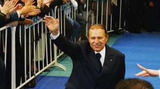 Никой не ще да е президент на Алжир