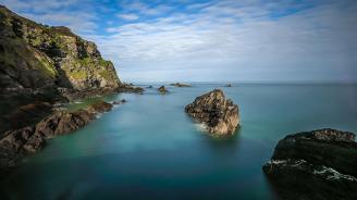 Учени извлякоха проба от морска вода на 20 000 години