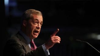 Фараж иска да участва в преговорите за Брекзит