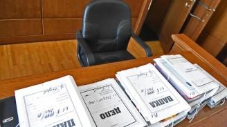 """Близо 200 """"ужилени"""" от Дупнишката Популярна каса се явили днес на заседание по делото"""