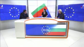 НА ЖИВО: Имаше ли изненади на евровота - анализаторите Георги Харизанов и Росен Карадимов