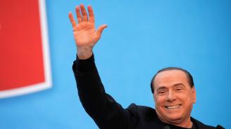 Новите евродепутати на Италия -без Мусолини, но Берлускони печелимясто