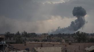 Израел нанесе въздушен удар срещу мишена в Сирия