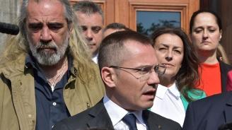 ВМРО: Вкарваме двама представители в ЕП – Джамбазки и Слабаков