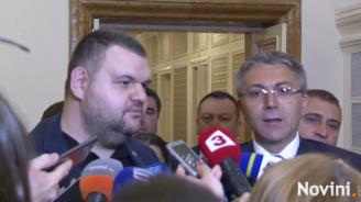 Делян Пеевски няма да ходи в Брюксел, остава депутат в родния парламент