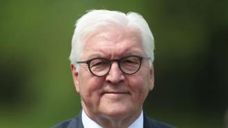 Германският президент засилва връзките с Централна Азия
