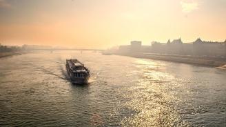 Вижте потъването на туристическото корабче в Будапеща
