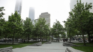 Откриха нов мемориал на мястото на Световния търговски център в Ню Йорк