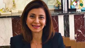 Принцесата на Йордания Дана Фирас: Приветствам България за успехите, постигнати в туризма