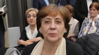 Ренета Инджова: Изходът ще дойде отвън и ще бъде много унизителен