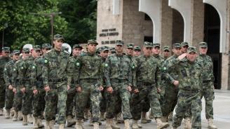 Посрещнаха тържествено 37-ия контингент от мисия в Афганистан