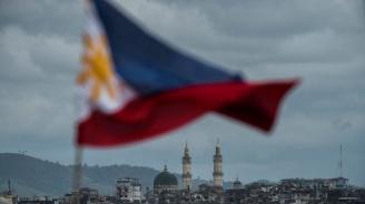 Земетресение с магнитуд 6,4 край Филипините