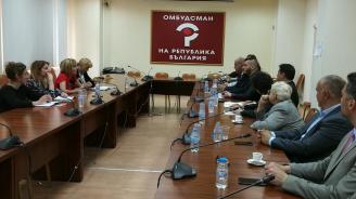 На среща с омбудсмана адвокати поискаха нов Закон за адвокатурата