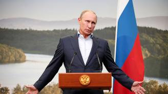 Кремъл: Доверието към Путин се е повишило