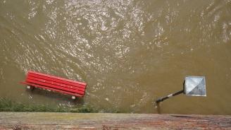 Десетки селища са под вода в Румъния