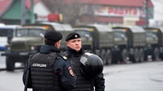 Задържаха заподозрян в убийство бивш районен кмет в Русия
