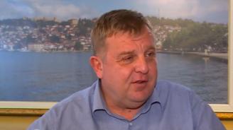 Каракачанов: Оставката на Цветанов няма да доведе до сътресения