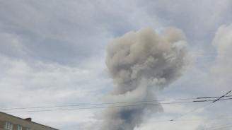 Ранените при взривовете в руски завод за експлозиви вече са 79