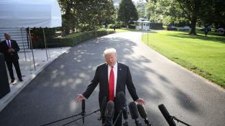 Тръмп: Меган Маркъл е злобна