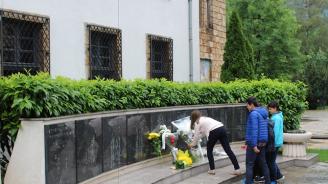 В Тетевен почетоха паметта на Христо Ботев с възпоменателен митинг