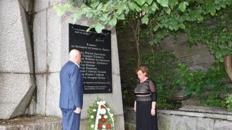 Община Ловеч отбеляза Деня на Ботев за пръв път пред Кървавия камък