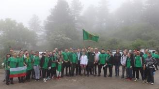 """ГЕРБ – Враца проведе традиционния поклоннически поход до връх """"Околчица"""""""
