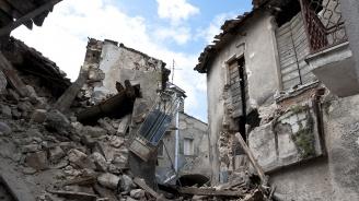 Сто разрушени къщи и четирима пострадали след силния трус в Албания