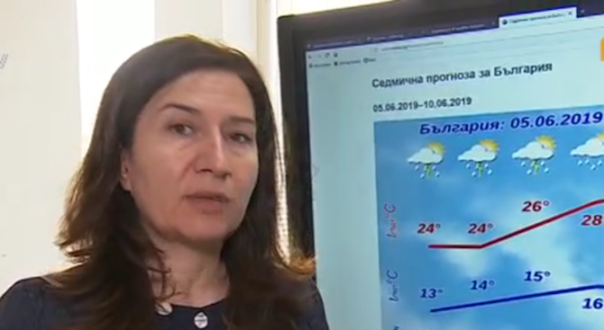 Синоптик: Очакват се валежи до края на седмицата, но не толкова интензивни