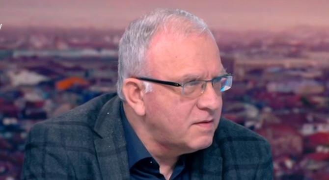 Михаил Мирчев не е прав в коментара си, че водачът