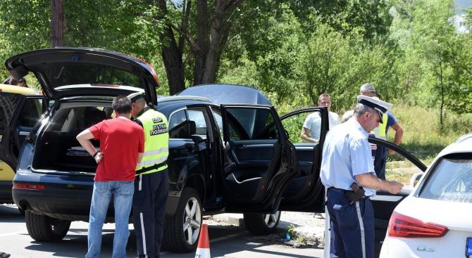 Засилени проверки на шофьорите за алкохол и наркотици