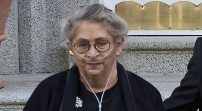 Почина първата дама на Израел