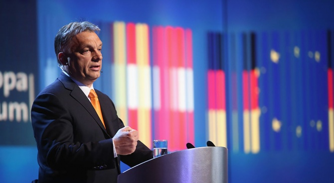 Дясната партия на унгарския премиер Виктор Орбан ФИДЕС заявява, че