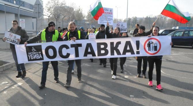 """Национален синдикат """"Защита"""" ще организира протестно автошествие заради високите цени"""