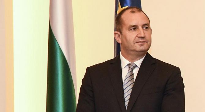 На 5 юни, сряда, държавният глава Румен Радев ще участва