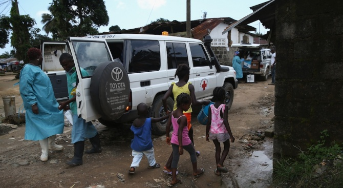 Ебола продължава да сее смърт в ДР Конго