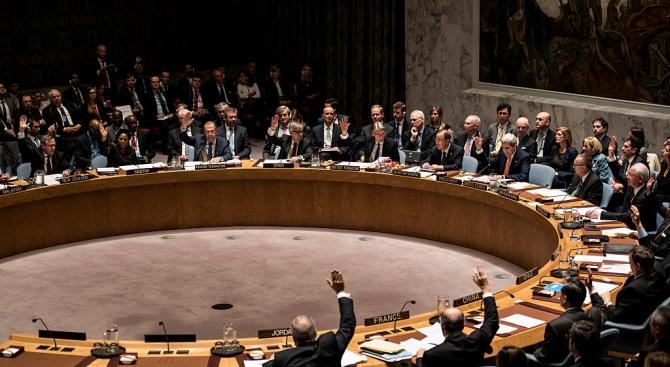 Съветът за сигурност на ООНсе събра на спешно заседаниеза ситуацията в Судан