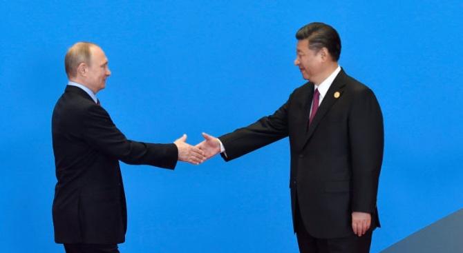 Китайският президент Си Цзинпин пристига днес в Русия на посещение,