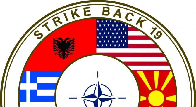 """Националното учение с международно участие """"Strike Back 2019"""" ще бъде открито на 7 юни"""