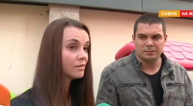 Майка на 2-годишно дете е убедена, че синът ѝ бил