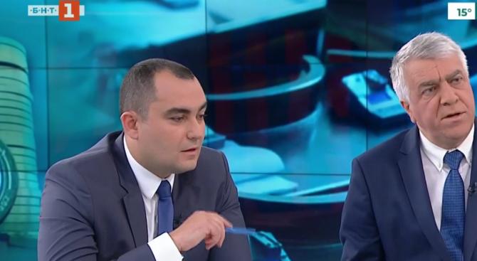 БСП и ГЕРБ влязоха в спор за партийните субсидии и Еврозоната